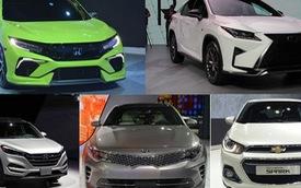 """5 xe """"hot"""" mới ra mắt tại Mỹ nhiều khả năng sẽ về Việt Nam"""