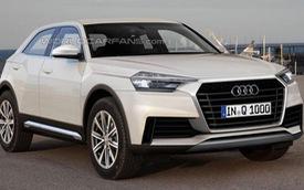 """Audi Q Junior – Xe crossover 2 cửa giá rẻ, """"ra lò"""" từ A1"""