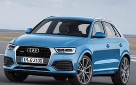 SUV hạng sang Audi Q3 2016 được công bố giá bán