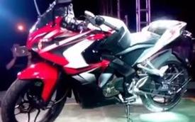 """""""Kỳ phùng địch thủ"""" của KTM RC200 ra mắt tại Campuchia"""
