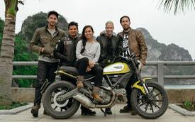 Biker Mỹ: Biker Việt toàn dùng mô tô, ba lô và đồng hồ đắt tiền