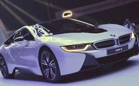 Xe thể thao BMW i8 ra mắt tại nước bạn Malaysia
