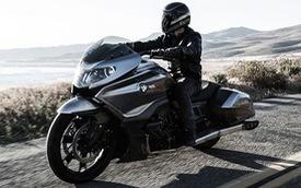 """BMW Concept 101 ra mắt, """"ông vua đường trường"""" Honda Gold Wing gặp khó"""
