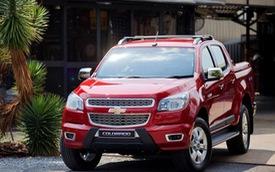 Chevrolet Colorado High Country cạnh tranh trực tiếp với Ford Ranger Wildtrak