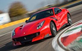 """Siêu xe Ferrari F12tdf đã """"cháy hàng"""" sau hơn 1 tháng ra mắt"""