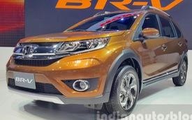 SUV 7 chỗ Honda BR-V ra mắt tại Thái Lan với màu sơn mới