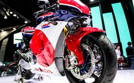 Siêu mô tô 3,6 tỷ Đồng Honda RC213V-S ra mắt Đông Nam Á
