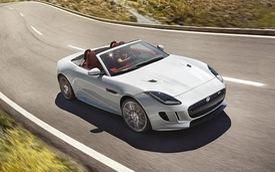 Xe sang Jaguar F-Type 2016 có giá 65.000 USD