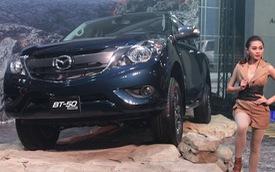 Mazda BT-50 2016 chính thức ra mắt với giá hấp dẫn