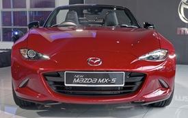 Mazda MX-5 thế hệ mới chính thức ra mắt Đông Nam Á