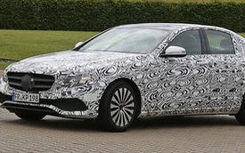 Mercedes-Benz khoe công nghệ của E-Class chưa ra mắt