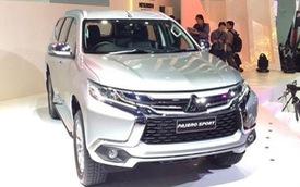 Mitsubishi Pajero Sport thế hệ mới chính thức trình làng