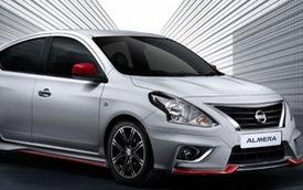 Nissan Sunny phiên bản thể thao hơn ra mắt Đông Nam Á