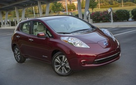 """Nissan Leaf 2016 """"pin trâu"""" có giá khởi điểm 29.010 USD"""