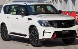 """Xe SUV Nissan Patrol """"hot"""" hơn với phiên bản Nismo"""