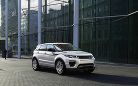Land Rover công bố giá dòng SUV hạng sang Range Rover 2016