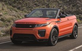 Range Rover Evoque mui trần chính thức trình làng