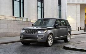 Range Rover SVAutobiography: Mạnh và sang nhất từ trước đến nay