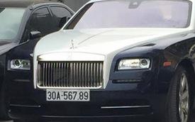 """Rolls-Royce Wraith thứ hai tại Việt Nam gắn biển số """"khủng"""""""
