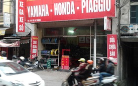 """Cư dân mạng truyền tai nhau 4 hàng sửa xe máy """"lừa đảo"""" tại Hà Nội"""