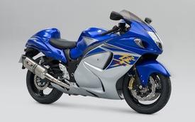 """""""Thần gió"""" Suzuki Hayabusa có phiên bản đắt tiền hơn"""