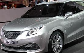 Suzuki iK-2 - Đối thủ mới của Ford Fiesta