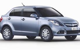 Suzuki Swift Dzire 2015 siêu rẻ và tiết kiệm nhiên liệu nhất