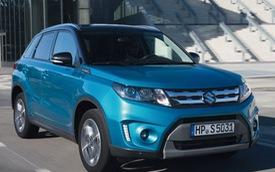 Chiếc crossover cỡ nhỏ Suzuki Vitara đầu tiên xuất xưởng