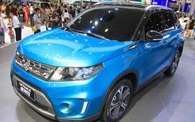 Suzuki Vitara khác biệt với xe đã về Việt Nam ra mắt