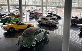 Ghé thăm thiên đường siêu xe cổ tuyệt đẹp ở Dubai