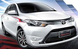 Toyota Vios phiên bản thể thao hơn trình làng