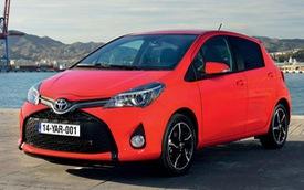 Toyota Yaris sẽ có phiên bản Lexus sang trọng hơn
