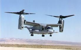 """V22 Osprey - Chiếc máy bay """"khác thường"""" của quân đội Mỹ"""