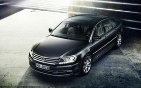 """Volkswagen quyết """"ném tiền qua cửa sổ"""" với xe sang Phaeton mới"""