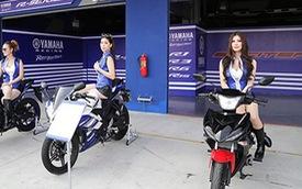 Cặp đôi Yamaha Exciter 150 và YZF-R3 ra mắt tại Thái Lan