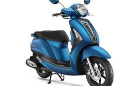 Yamaha Grande có hai màu sơn mờ ấn tượng hơn