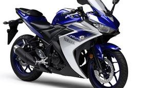 Cặp đôi Yamaha R25 và Tricity có thêm phiên bản ABS mới