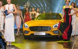 Toàn cảnh triển lãm riêng lớn nhất năm của Mercedes-Benz