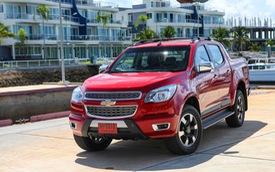 Chevrolet Colorado High Country có thể sắp về Việt Nam, Ranger Wildtrak gặp đối thủ