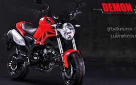 GPX Demon 125 - Ducati Monster phiên bản 35,5 triệu đồng