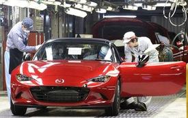 Mở ví đi, Mazda MX-5 2016 đã có giá bán