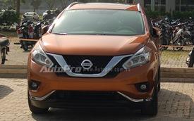 """""""Tóm gọn"""" SUV 7 chỗ Nissan Murano mới tại Việt Nam"""