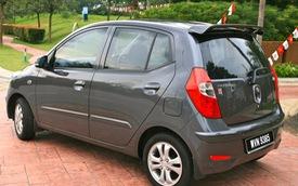 Hyundai i10-  xe kém an toàn nhất theo đánh giá mới của ASEAN NCAP