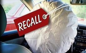 Gần 30.000 xe Vios, Corolla Altis và Yaris thu hồi vì lỗi túi khí Takata