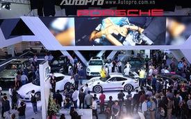 Porsche - Phong cách thể thao đậm nét tại VIMS 2015