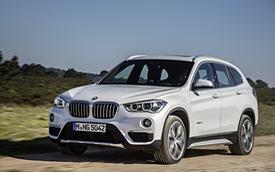 """BMW X1 2016 giá """"chát"""" nhưng lái chán"""