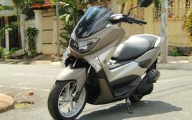 Những điểm nổi bật của xe ga định vị cao cấp Yamaha NM-X
