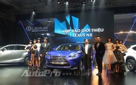Lexus NX 200t, mẫu xe Lexus trẻ nhất và rẻ nhất tại Việt Nam