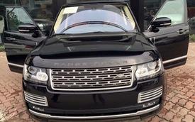 Range Rover mạnh và sang nhất đến Việt Nam, giá từ 10,5 tỷ Đồng