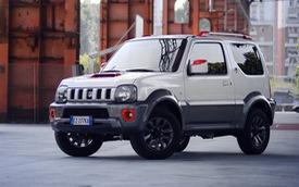 Xe offroad cỡ nhỏ Suzuki Jimny Street ra mắt với số lượng có hạn